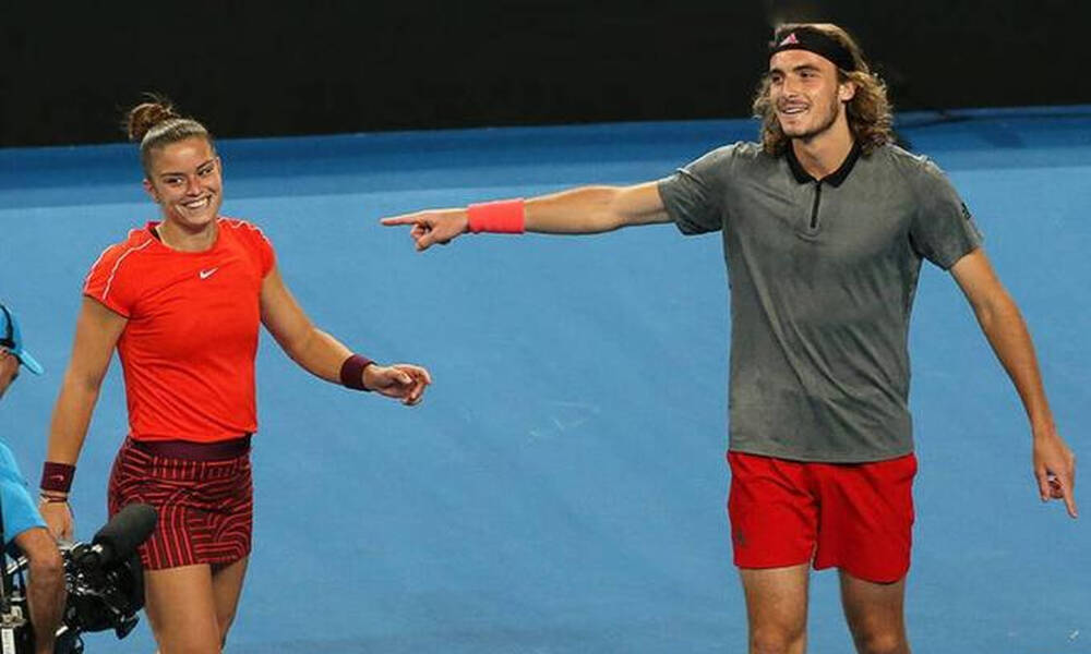 Ολυμπιακοί Αγώνες-Τένις: Οι αντίπαλοι για Σάκκαρη-Τσιτσιπά στο μεικτό