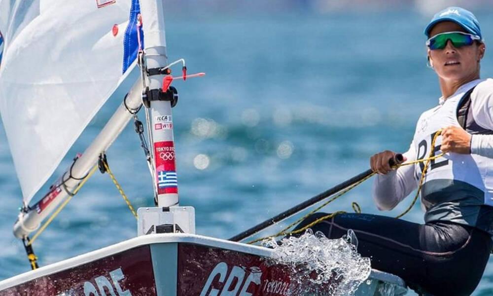 Ολυμπιακοί Αγώνες-Ιστιοπλοΐα: Υποχώρηση για Καραχάλιου