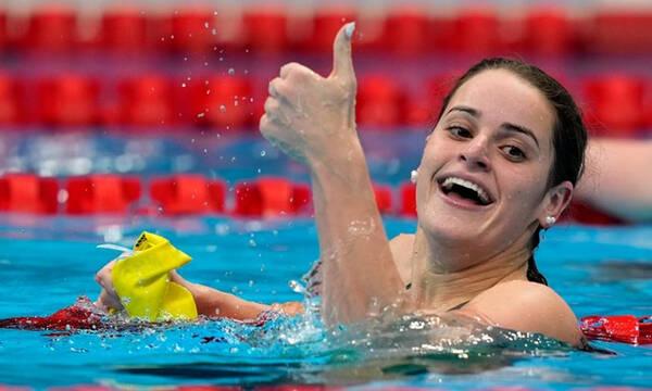 Ολυμπιακοί Αγώνες-Κολύμβηση: Χρυσό με ρεκόρ Αγώνων για ΜακΚίοουν (video)