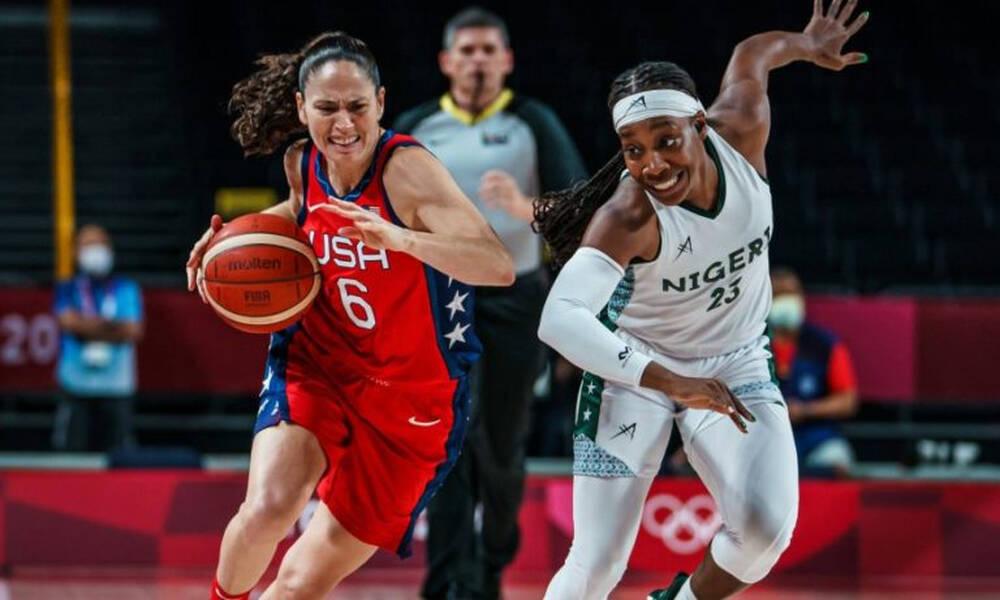 Ολυμπιακοί Αγώνες - Μπάσκετ γυναικών: Άνετη νίκη για την dream Team επί της Νιγηρίας