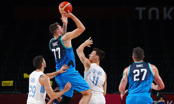 Ολυμπιακοί Αγώνες-Μπάσκετ: Αποθέωσε Ντόντσιτς ο Όσκαρ Σμιντ (video+photos)