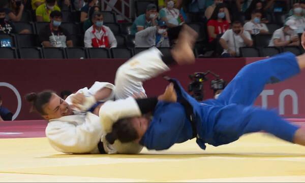 Ολυμπιακοί Αγώνες: Πρόκριση… δευτερολέπτων για Τελτσίδου (video)