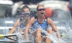 Ολυμπιακοί Αγώνες-Κωπηλασία: Επική πρόκριση με παγκόσμιο ρεκόρ οι Κυρίδου και Μπούρμπου (videos)