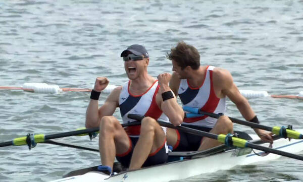 Ολυμπιακοί Αγώνες - Κωπηλασία: «Χρυσή» η Γαλλία στο διπλό σκιφ Ανδρών με Ολυμπιακό ρεκόρ