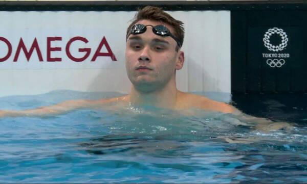 Ολυμπιακοί Αγώνες-Κολύμβηση: «Χρυσός» ο Μίλακ - Κατέρριψε το ρεκόρ του Φελπς (video)