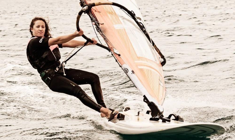Ολυμπιακοί Αγώνες-Ιστιοπλοΐα: Ανέβηκε 20ή στα RS:X η Δίβαρη