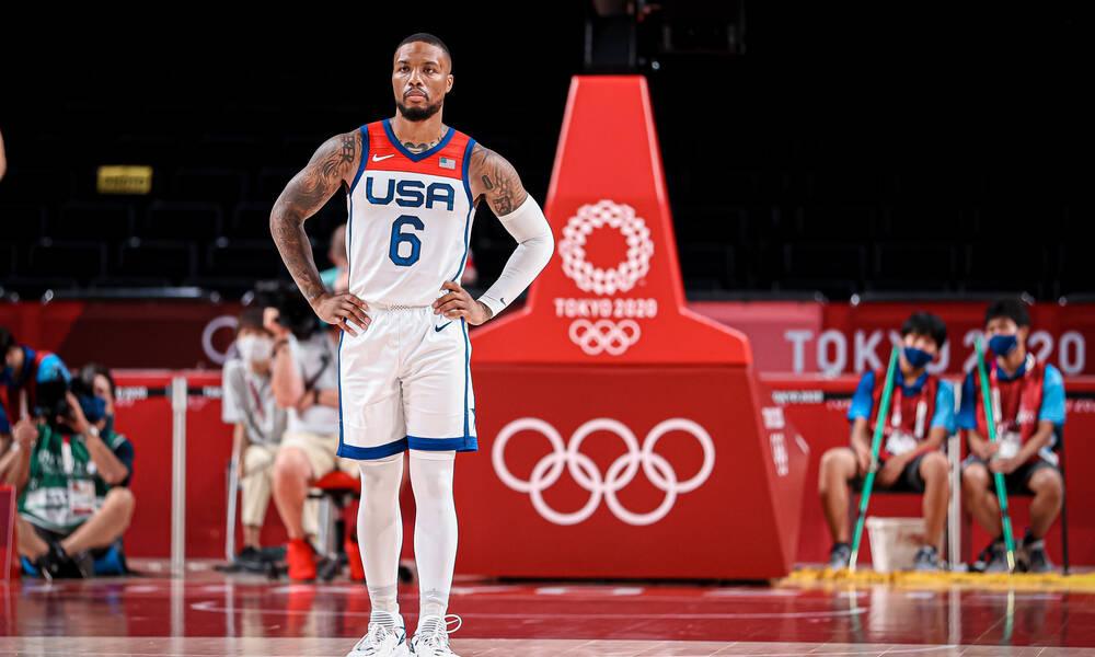 Λίλαρντ: «Ήρθε η ώρα για την Team USA»