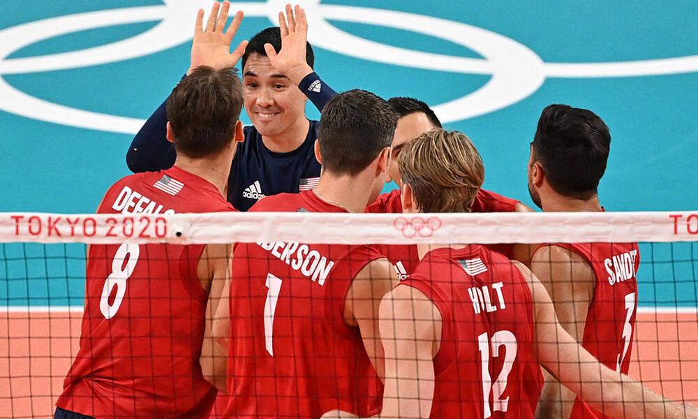 Ολυμπιακοί Αγώνες-Βόλεϊ: Πρώτη νίκη για Αργεντινή, Καναδά, δεύτερη νίκη για ΗΠΑ και Πολωνία