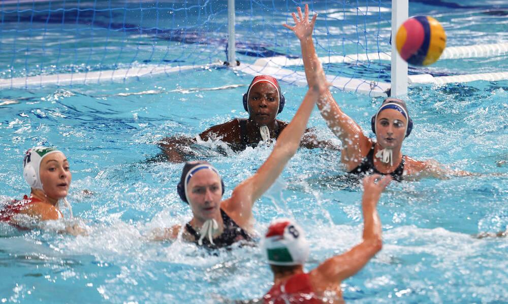 Ολυμπιακοί Αγώνες- πόλο γυναικών: Νίκη για Κίνα και «περίπατος» του Καναδά! (video)