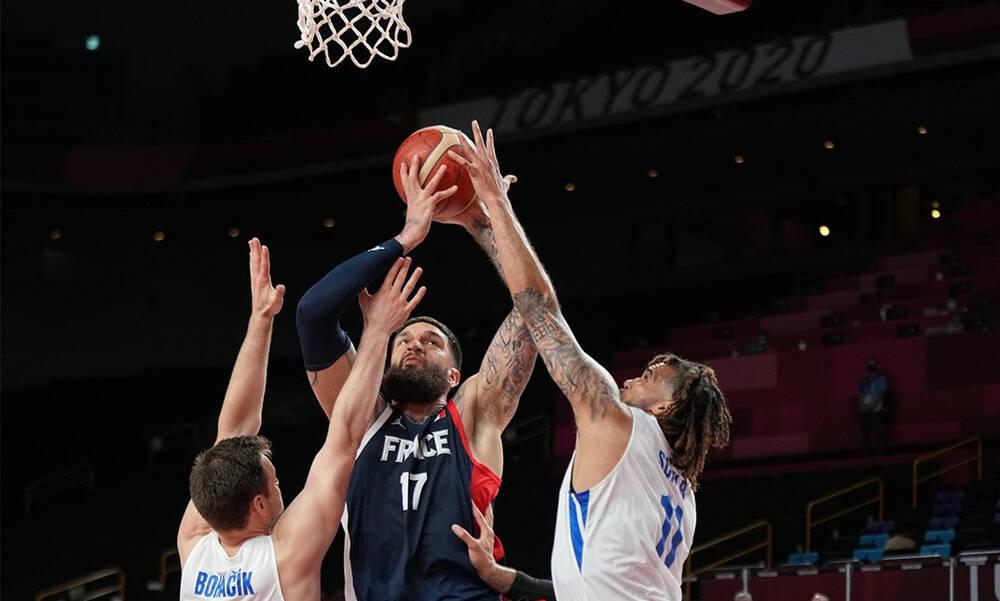 Ολυμπιακοί Αγώνες - Μπάσκετ Ανδρών: Συνεχίζει ακάθεκτη η Γαλλία