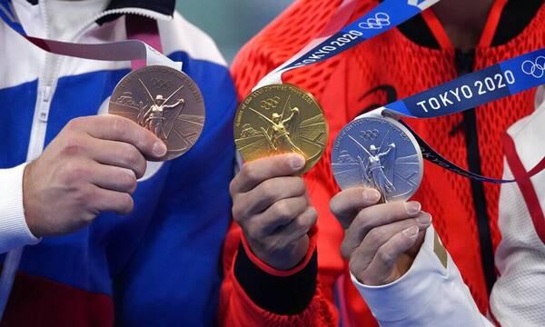 Ολυμπιακοί Αγώνες: Οι Ολυμπιονίκες της Τετάρτης (28/7) και ο πίνακας των μεταλλίων