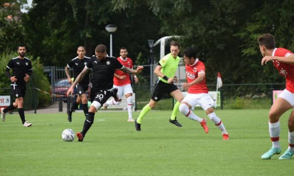 ΟΦΗ: Φιλική ήττα 2-0 από την Άλκμααρ