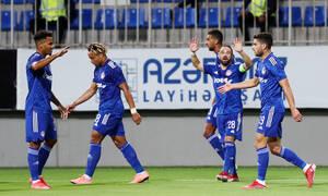 Νέφτσι Μπακού-Ολυμπιακός 0-1: Μάγκες Πειραιώτες «καθάρισαν» τους Αζέρους! (videos+photos)
