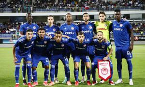 Νέφτσι Μπακού-Ολυμπιακός 0-1: Τα highlights της νίκης των Πειραιωτών (video)