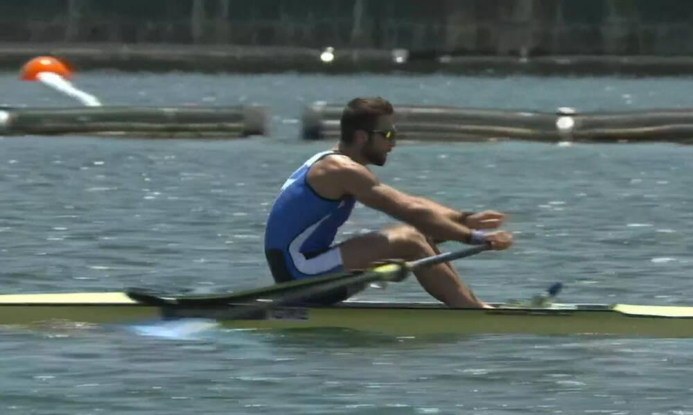 Ολυμπιακοί Αγώνες: Στον τελικό με τον καλύτερο χρόνο ο Ντούσκος (videos)