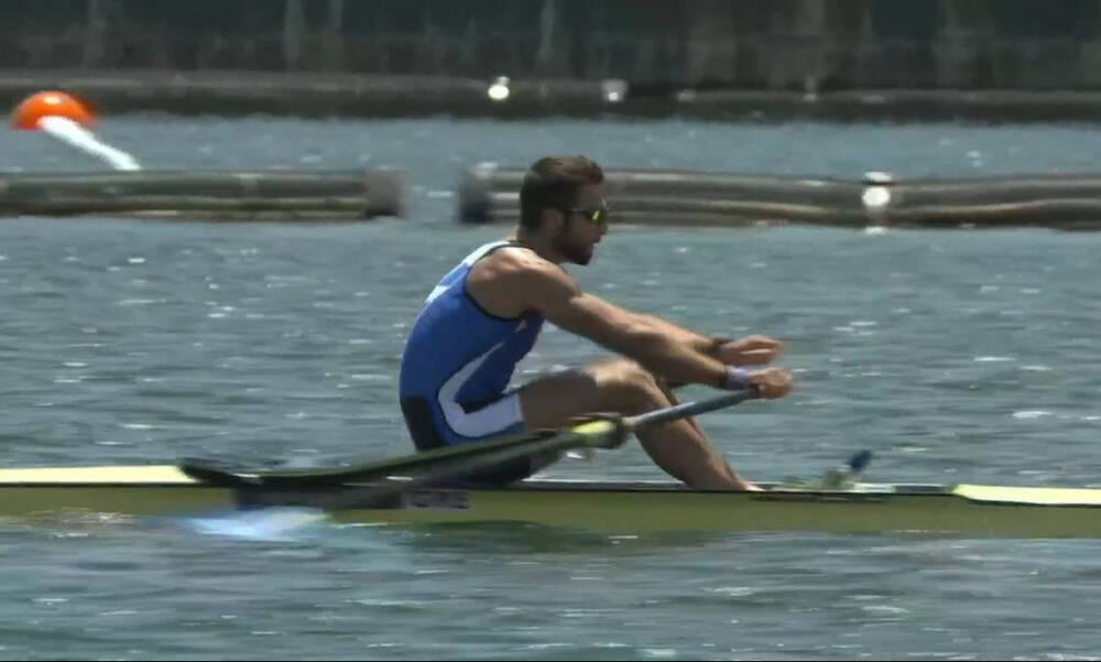 Ολυμπιακοί Αγώνες: Σε πελάγη ευτυχίας ο Ντούσκος - «Από τις καλύτερες κούρσες της ζωής μου»