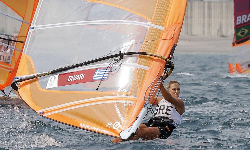 Ολυμπιακοί Αγώνες: Στην 19η θέση η Δίβαρη