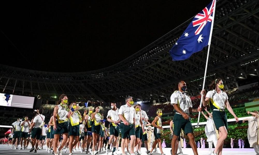 Ολυμπιακοί Αγώνες: Σε απομόνωση Αυστραλοί αθλητές, ως στενές επαφές του Κέντρικς