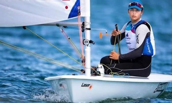 Ολυμπιακοί Αγώνες: Η Καραχάλιου στην 9η θέση στα Laser Radial