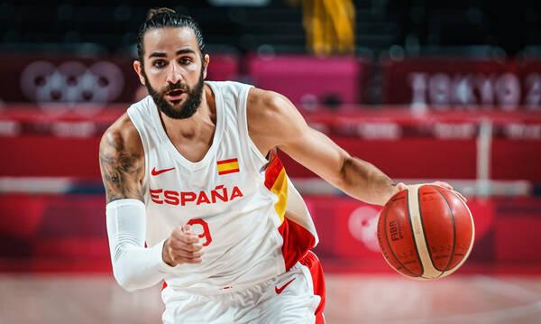 Ολυμπιακοί Αγώνες - Μπάσκετ Ανδρών: Ο Ρούμπιο «εκτέλεσε» και την Αργεντινή και 2/2 η Ισπανία