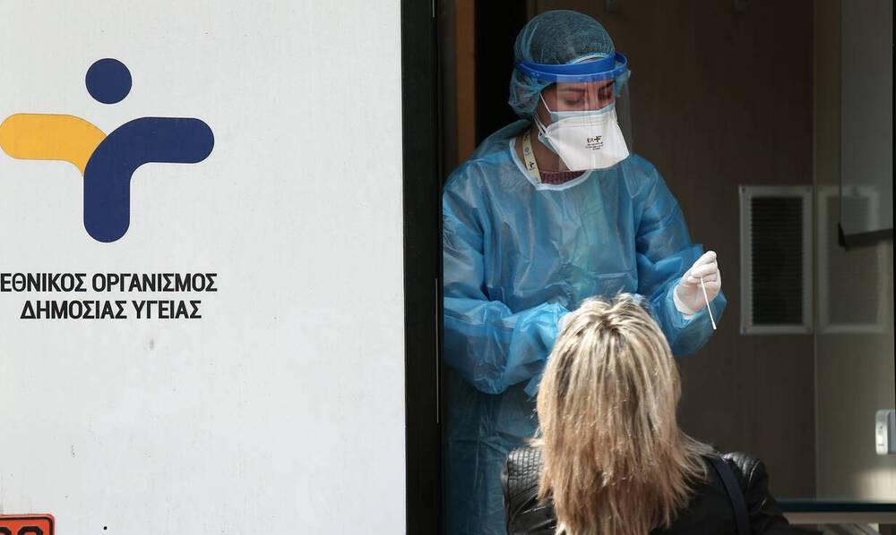 Κρούσματα σήμερα: 2.696 νέα ανακοίνωσε ο ΕΟΔΥ - 9 νεκροί σε 24 ώρες, στους 157 οι διασωληνωμένοι