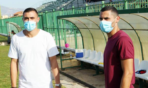 Πανιώνιος: Αποχωρούν Μανιάτης-Σπυρόπουλος!