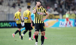 ΑΕΚ - Βέλεζ 2-3 πεν.(1-0 κ.α. και παρ): Αποκλεισμός-ντροπή στα πέναλτι