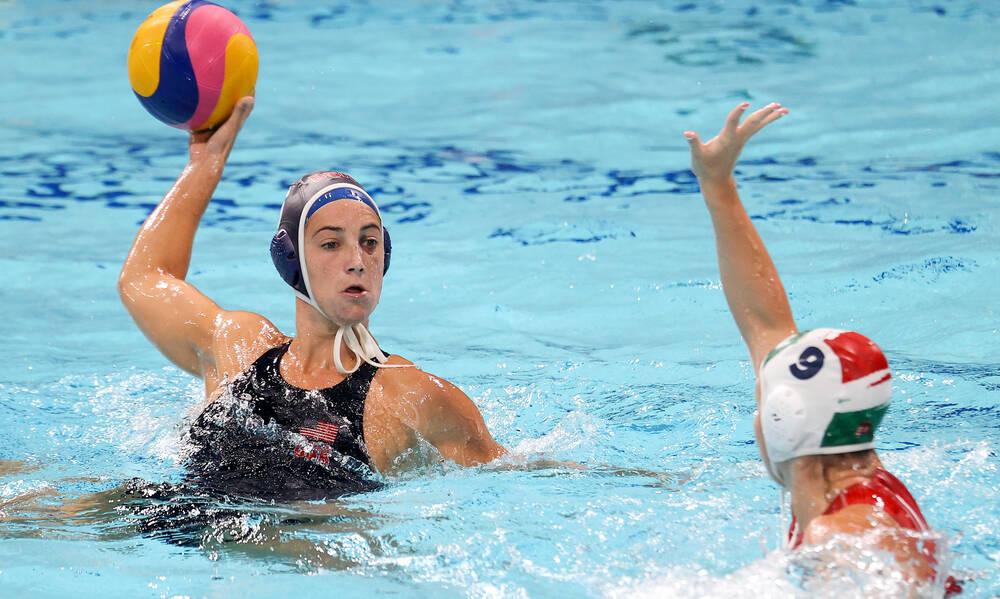 Ολυμπιακοί Αγώνες- Πόλο γυναικών: Εμφατική νίκη για Ολλανδία και ΗΠΑ