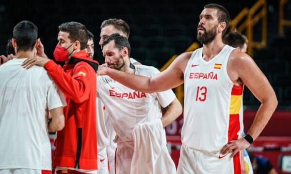 Ολυμπιακοί Αγώνες - Μπάσκετ ανδρών: «Συναγερμός» στην Ισπανία, σε καραντίνα τρεις παίκτες
