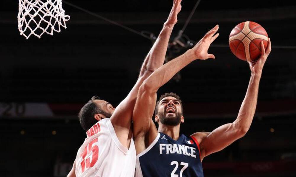 Ολυμπιακοί Αγώνες-Μπάσκετ: Άνετη και... αήττητη στους «8» η Γαλλία (video)