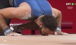 Ολυμπιακοί Αγώνες: Τρίτος στο Β' γκρουπ ο Ιακωβίδης, που φίλησε τη πίστα του Τόκιο (videos+photos)