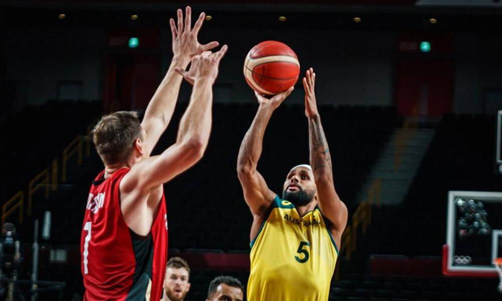 Ολυμπιακοί Αγώνες-Μπάσκετ: Απόλυτη Αυστραλία - Περιμένουν οι Γερμανοί (video)