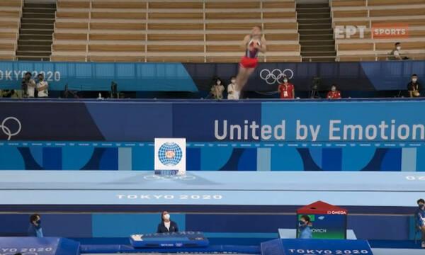 Ολυμπιακοί Αγώνες: Χρυσό μετάλλιο για τον Λευκορώσο Λιτβίνοβιτς που ξέσπασε σε κλάματα (video)