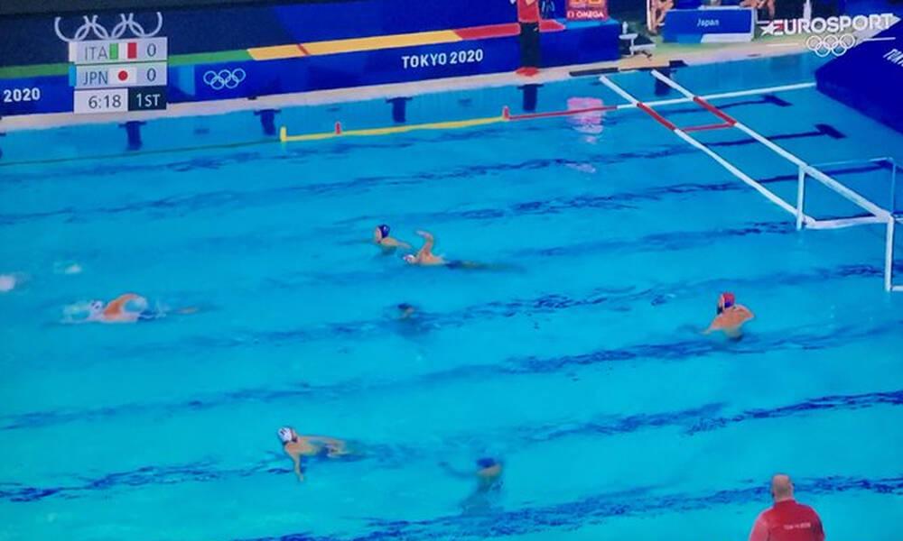 Ολυμπιακοί Αγώνες-Πόλο ανδρών: Εύκολη νίκη για την Ιταλία που έπιασε... κορυφή