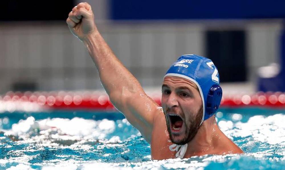 Ολυμπιακοί Αγώνες - Πόλο ανδρών: Προπόνηση με Νότια Αφρική και συνεχίζει η Ελλάδα