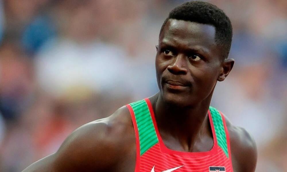 Ολυμπιακοί Αγώνες: Ο Κενυάτης, Οντιαμπό, η πρώτη περίπτωση ντόπινγκ στο Τόκιο (video)
