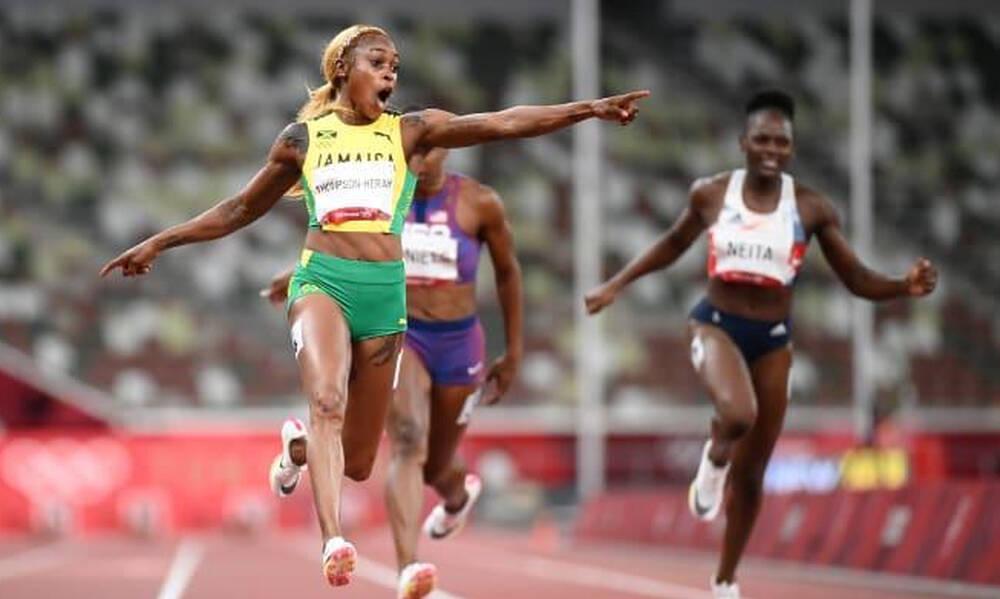 Ολυμπιακοί Αγώνες - 100μ. γυναικών: Κυριαρχία από Τζαμάϊκα - Το χρυσό η Τόμπσον