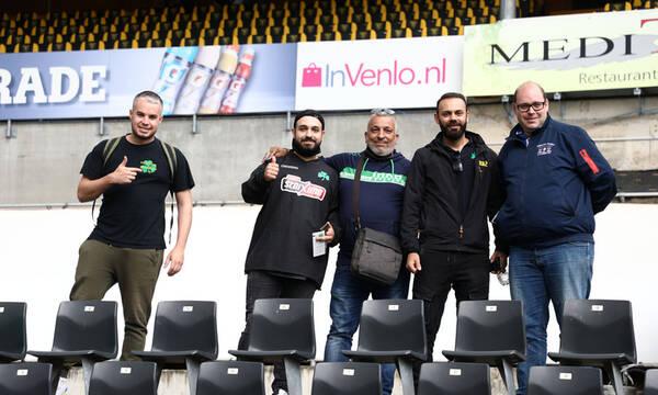 Παναθηναϊκός: Με οπαδούς του «τριφυλλιού» το φιλικό κόντρα στη Φένλο (photos)