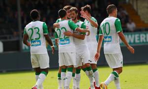 Φένλο-Παναθηναϊκός 2-2 (3-5 πεν.): Καλός για ένα ημίχρονο, άφαντος στο δεύτερο (video+photos)