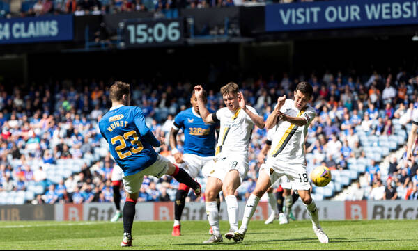 Premier League Σκωτίας: Εντυπωσιακή πρεμιέρα για Ρέιντζερς! (Video)