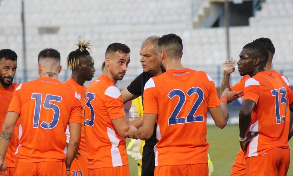 Φιλική νίκη ο Ιωνικός με 3-1 επί του Απόλλωνα Σμύρνης (photos)