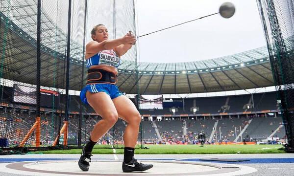 Ολυμπιακοί Αγώνες-Στίβος: 18η η Σκαρβέλη (video)
