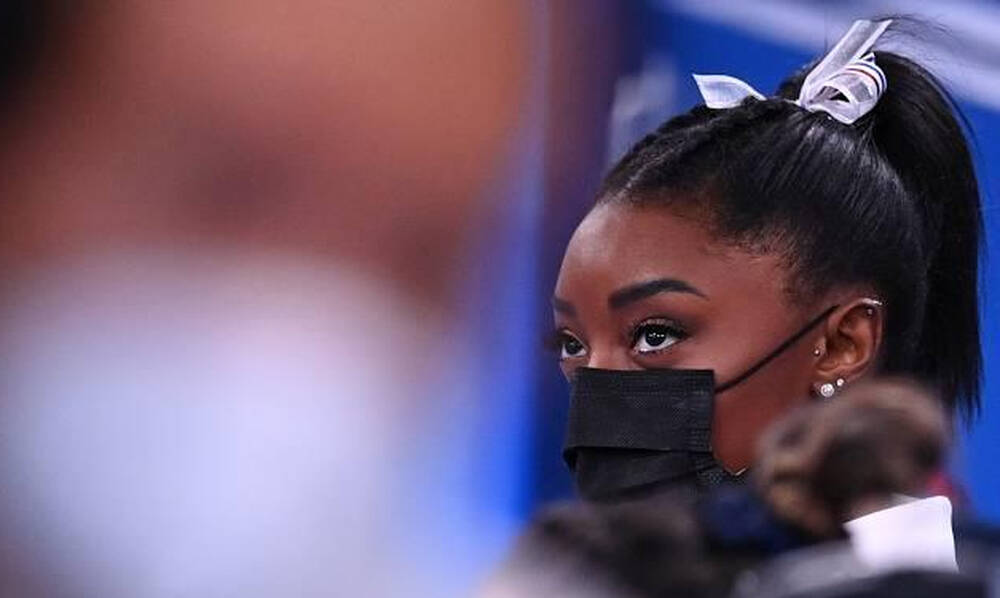 Ολυμπιακοί Αγώνες-Ενόργανη: Εκτός και από τις ασκήσεις εδάφους η Μπάιλς