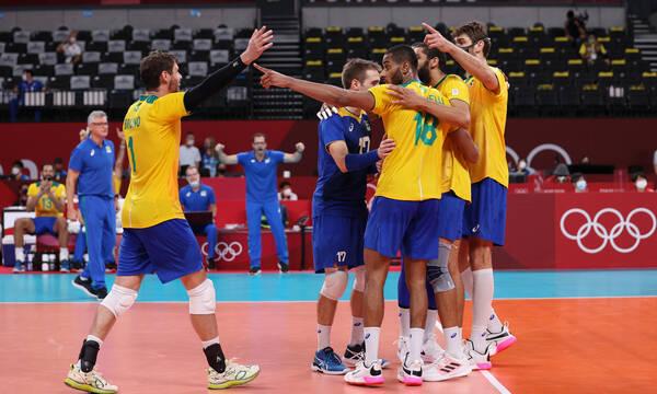 Ολυμπιακοί Αγώνες-Βόλεϊ: Κορυφή για Πολωνία, δεύτερη η Βραζιλία (video+photos)