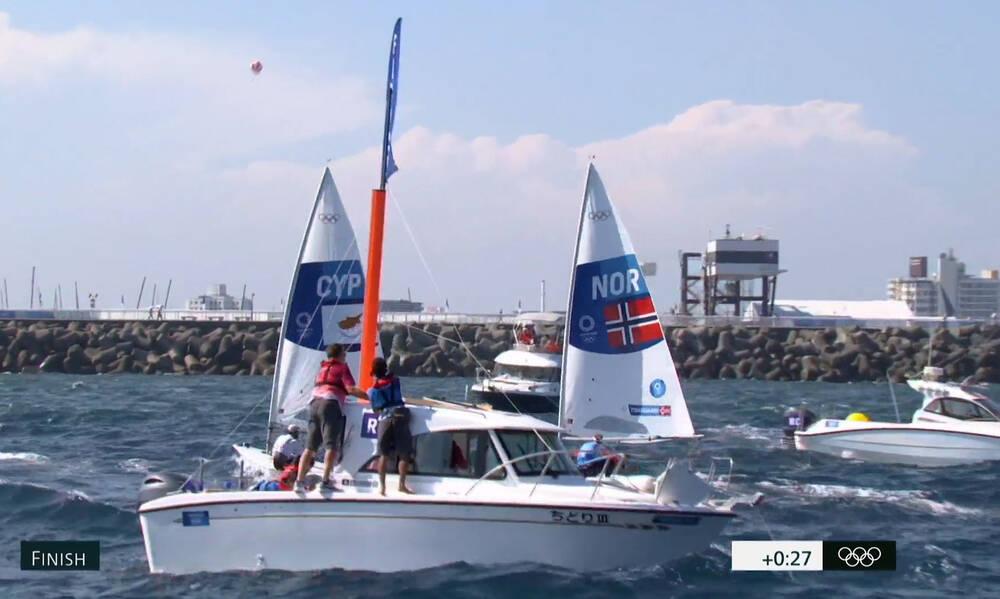 Ολυμπιακοί Αγώνες: Μια… ανάσα από το βάθρο βρέθηκε ο Παύλος Κοντίδης που έμεινε 4ος (video)