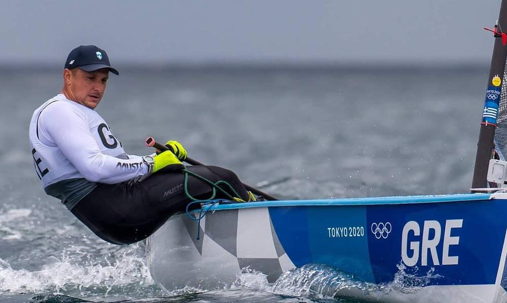 Ολυμπιακοί Αγώνες: Τη 12η θέση κατέλαβε ο Μιτάκης στην τελική κατάταξη