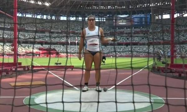 Ολυμπιακοί Αγώνες-Σκαρβέλη: «Ευχαριστημένη από την προσπάθειά μου» (video)
