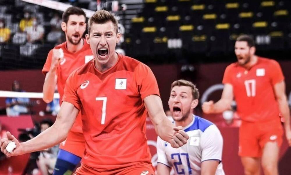Ολυμπιακοί Αγώνες-Βόλεϊ: Προκρίθηκε ως πρώτη στους «8» η Ρωσία