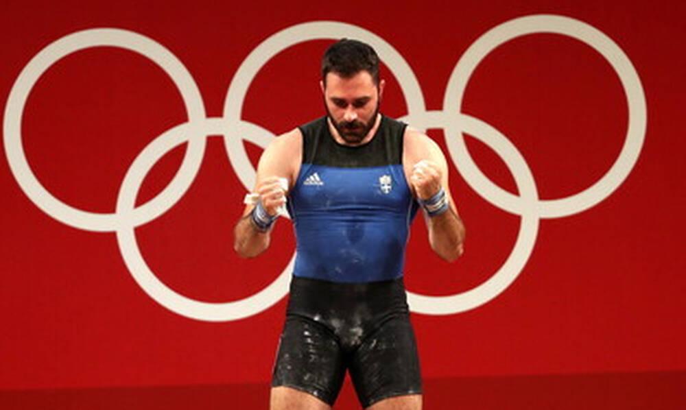 Ολυμπιακοί Αγώνες-Ιακωβίδης: «Να σας κοιτάξω στα μάτια και να σας πω ένα μεγάλο ευχαριστώ»