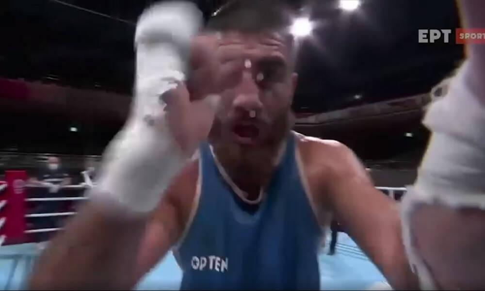 Ολυμπιακοί Αγώνες: Χάος στην πυγμαχία - Ξέσπασε και τα... έσπασε (video)